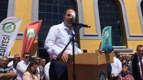 Edirne Belediye Başkanı'na saldırı