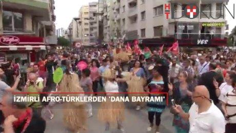İzmirli Afro-Türklerden Dana Bayramı