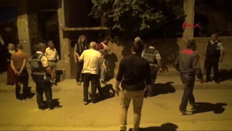 Mersin'de Suriyeli'lerin 'gürültü yapmayın´ cinayeti