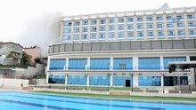 Ordu'da 5 yıldızlı otelde yangın paniği