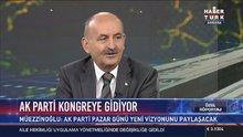 Bakan Müezzinoğlu'ndan Habertürk TV'de kıdem tazminatı açıklaması