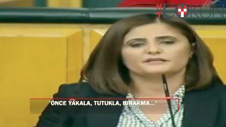 """HDP'li Taşdemir:  Yakala, tutukla, sonra bırakma şeklinde tezahür eden bir hukuk oyunuyla karşı karşıyayız"""""""