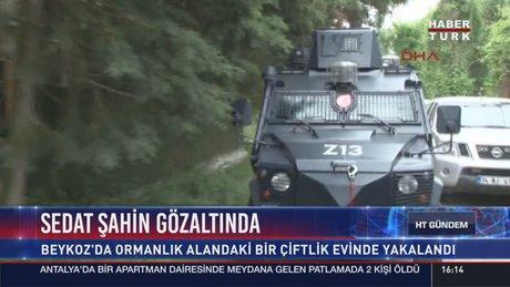 Sedat Şahin'e 'son durak' operasyonu