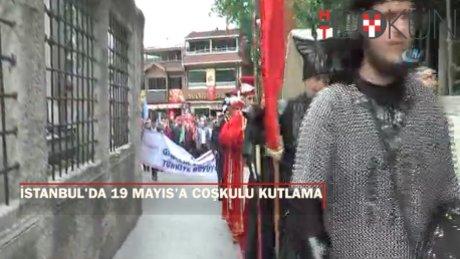 İstanbul'da 19 Mayıs coşkusu: Gençlik festivali, şölen...