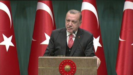 Cumhurbaşkanı Erdoğan'dan kongre öncesi mesaj: Gençlere yer vermekte kararlıyız