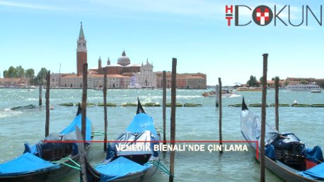 Venedik Bienali'nde Türkiye Pavyonu 'ÇIN'lıyor