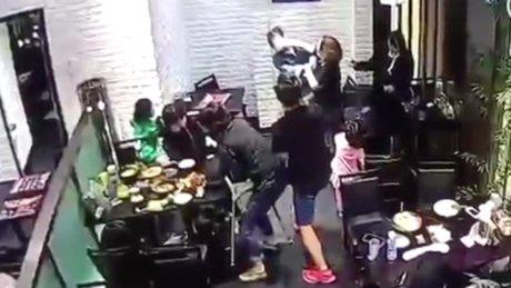 Çin'de çıkan bir kavga ülkeyi ikiye böldü