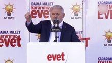 Ak Parti'nin Binali Yıldırım için düzenlediği klip
