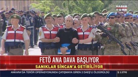 FETÖ'nün çatı davası Ankara'da başlıyor