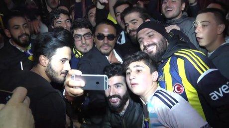 Fenerbahçe'nin THY Avrupa Ligi şampiyonluk kutlamaları