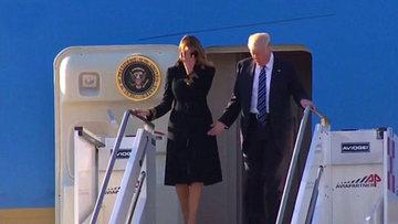 First Lady yine elini boş bıraktı