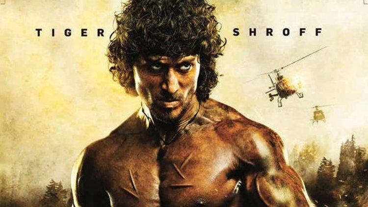 'Rambo' dönüyor
