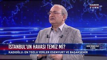 Ece Üner ile 1 Gün - 23 Mayıs 2017 (Mikdat Kadıoğlu)