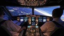 THY'nin 350 yolcu kapasiteli uçağına kuşlar çarptı