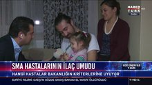 SMA hastası Ece Boyacıoğlu Bakanlığın müjdesine sevinemedi