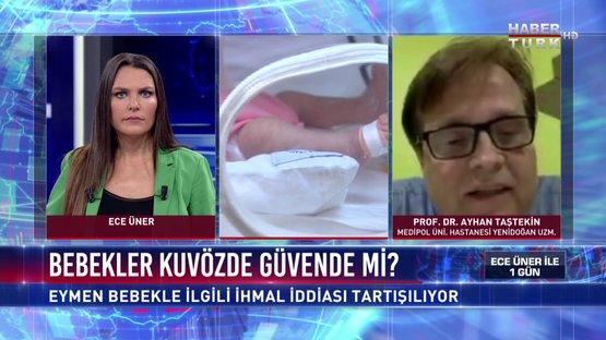 Ece Üner ile 1 Gün - 24 Mayıs 2017 (Ayhan Taştekin)