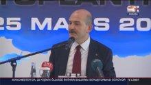 Soylu'dan 'açlık grevi' açıklaması: Eylemciler DHKP-C mensubu