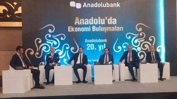 Tarımın başkenti Konya'ya bankacı desteği