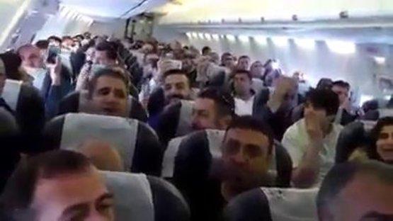 Uçak konserinden sonra ilgi arttı