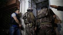 Ataşehir'de özel harekat polisi önlem aldı