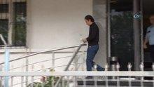 Ömer Faruk Kavurmacı, karakola gelerek imza attı