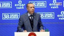 Cumhurbaşkanı Erdoğan: Bu durumdan büyük üzüntü duyuyorum