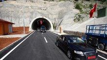Erkenek Tüneli açılış töreni