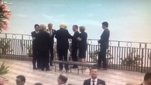 G7 Llderleri Kanada Başbakanı'nı aralarına almadı