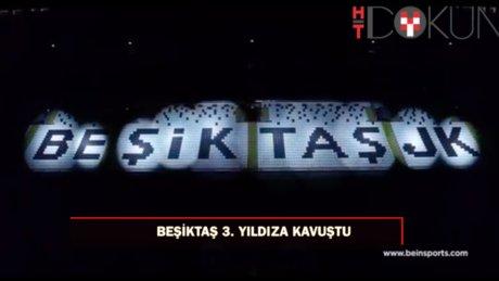 3 yıldız: Siyah, beyaz Beşiktaş!
