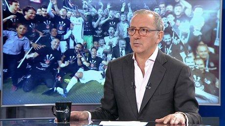 Fatih Altaylı: Beşiktaş hak ederek şampiyon oldu (1.BÖLÜM)