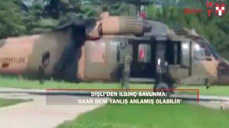 """Mehmet Dişli: """"Akar Paşa beni yanlış anlamış olabilir"""""""