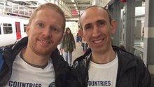 Ümit Sabancı ve arkadaşı Stephen James Finch dünya rekoru kırdı