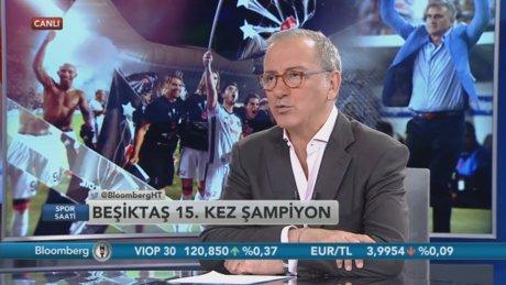 Fatih Altaylı: Galatasaraylılar ve Fenerbahçeliler mutsuz değil