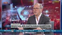 Fatih Altaylı: Beşiktaş'ın Türkiye ligindeki 13. şampiyonluğu
