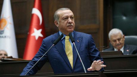 Cumhurbaşkanı Erdoğan AK Parti Grubu'nda konuştu