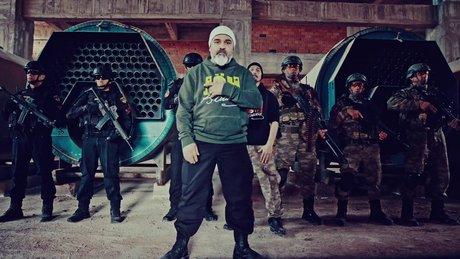 """""""Jandarma Özel Harekat"""" için hazırlanan rap klibi yayınlandı"""