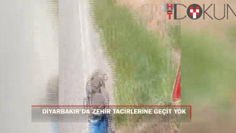 Diyarbakır'da bin 528 kilometre karelik alanda büyük operasyon