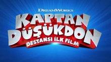 Kaptan Düşükdon: Destansı İlk Film - fragman