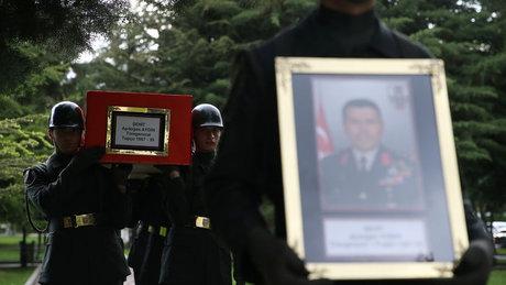 Şırnak'ta 13 askerin şehit olduğu helikopter kazası nasıl oldu?