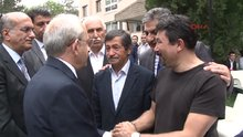 Kılıçdaroğlu'ndan şehit Tümgeneral Aydoğan Aydın'ın ailesine taziye ziyareti