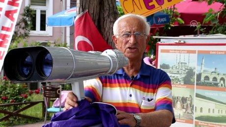 """""""Yunanistan seyahati 1 lira"""""""