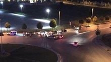 Bağcılar Mahmutbey yolunda trafik terörü
