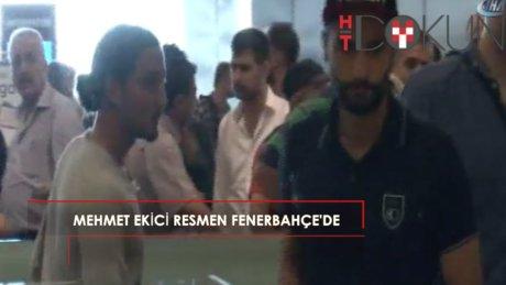 Fenerbahçe, Mehmet Ekici'yi açıkladı