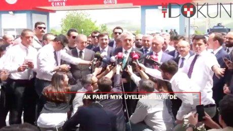 AK Parti MYK üyeleri çatı davasında