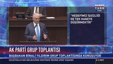Başbakan Binali Yıldırım, Rakka operasyonu hakkında konuştu