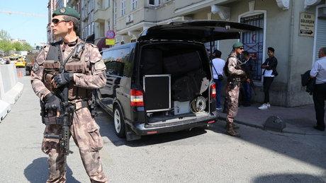 İstanbul'da 'Kurt Kapanı 5' operasyonu