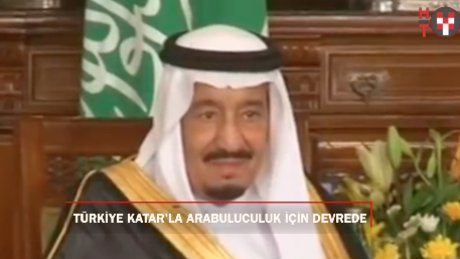 Katar için Türkiye arabuluculuk için devrede