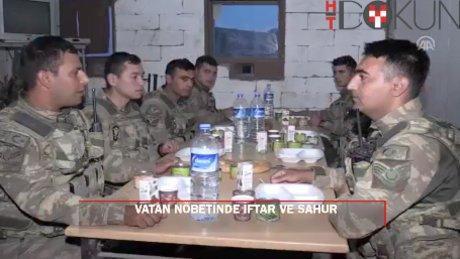 Diyarbakır'da Mevzide iftar ve sahur