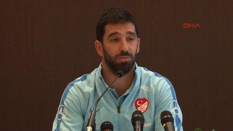 Arda Turan, Milli Takım kariyerini sonlandırdığını açıkladı