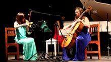 "Bodrum'da ""Trio Immersio"" konseri"